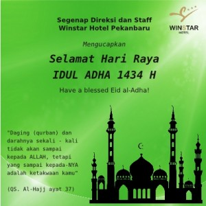 Idul Adha 1434 H